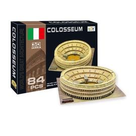 Dėlionė Romos koliziejus 3D, 84 dalys