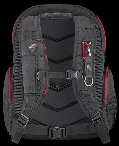 "Asus Backpack 17"" Black"