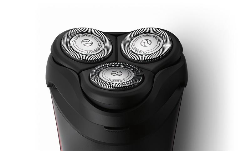 Skuveklis Philips Shaver S1310/04, akumulatora