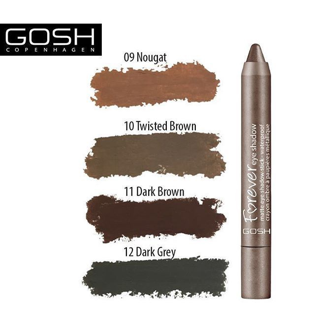 Gosh Forever Eye Shadow Matt Stick 1.5g 12