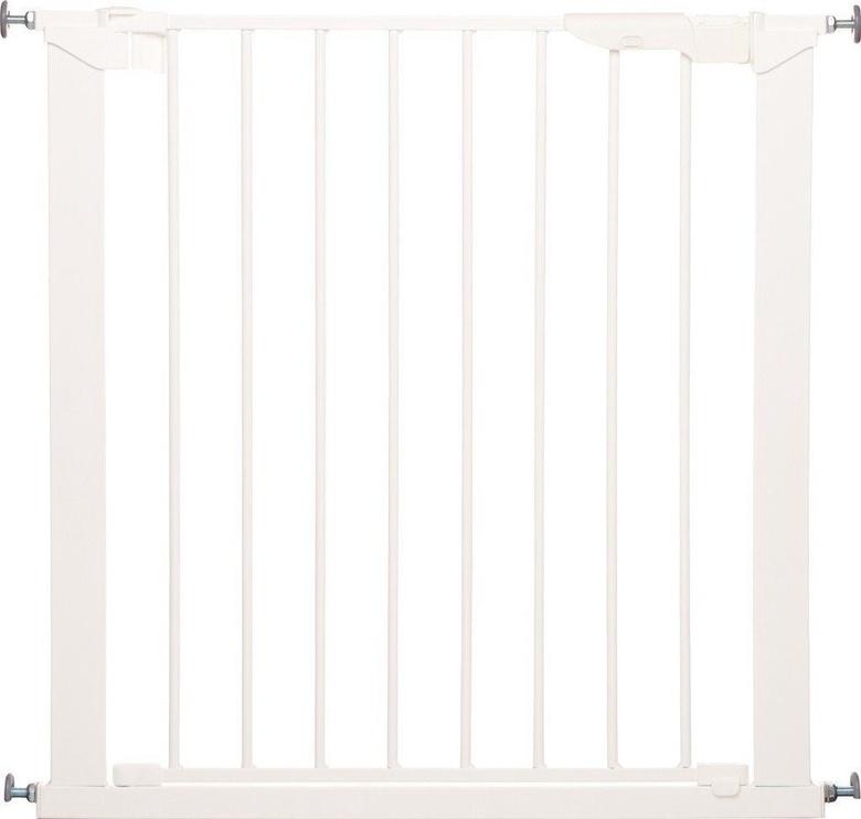 BabyDan Premier Safety Gate White
