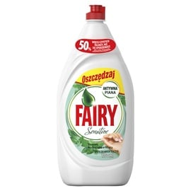 Nõudepesuvahend Fairy Sensitive Tea Tree, 1350ml