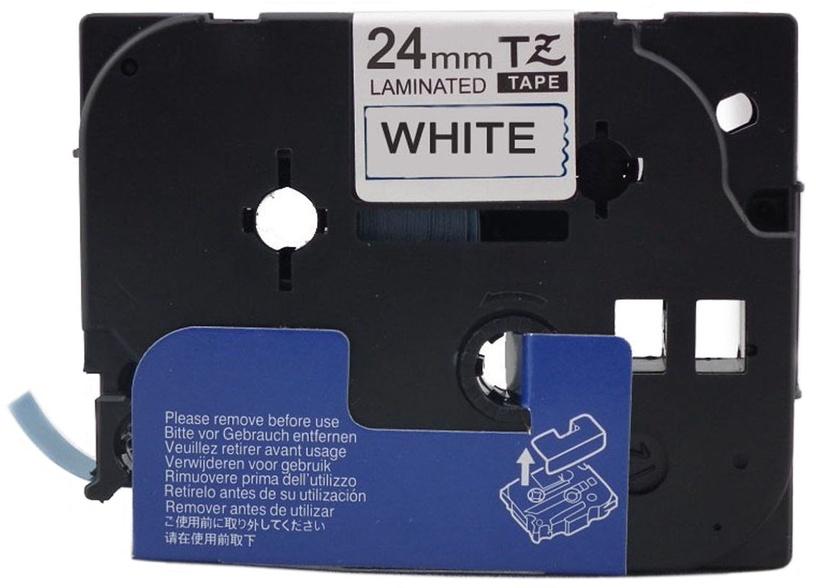 Этикет-лента для принтеров Brother TZe-S251, 800 см