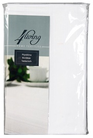 4Living Tablecloth 140x260cm White