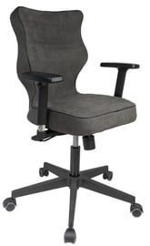 Entelo Nero Black Office Chair AT33 Grey