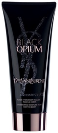 Yves Saint Laurent Black Opium 200ml Shimmering Moisture Fluid