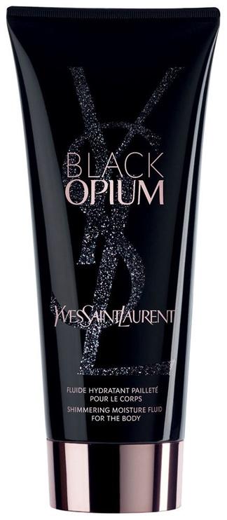 Yves Saint Laurent Black Opium 200ml Shimmering Moisture Fluid