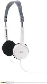 Ausinės JVC HA-L50-W-E White