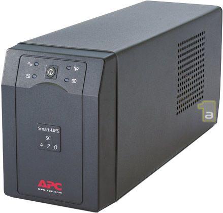 APC SMART-UPS SC 420VA