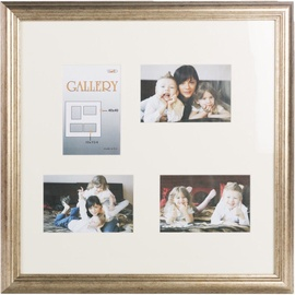 Victoria Collection Photo Frame Ema Gallery 40x40 4x 10x15 Bronze