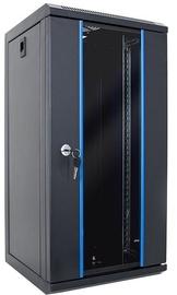 """DigitalBox Start.Lan Hanging Cabinet 10"""" 12U STLWMC10C-12U-GSB"""