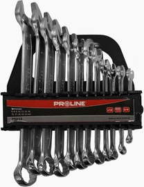 Proline Combination Wrench Set 12pcs
