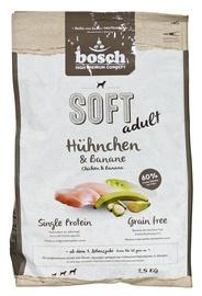 Bosch PetFood Soft Adult Dry Food w/ Chicken & Banana 2.5kg