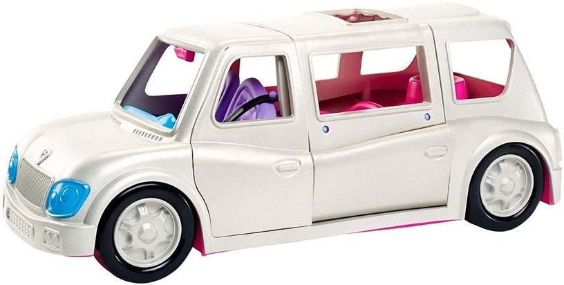 Mattel Polly Pocket Arrive In Style Limo GDM19