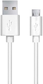 Esperanza Cable USB to USB-micro White 1.5m