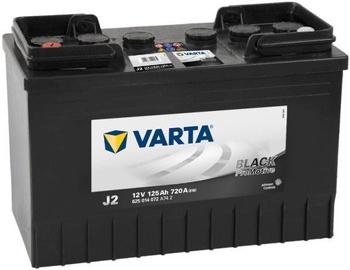 Varta ProMotive Black J2