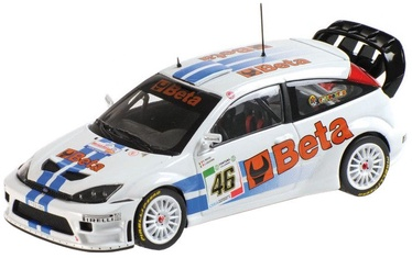 Minichamps Ford Focus RS WRC Beta White