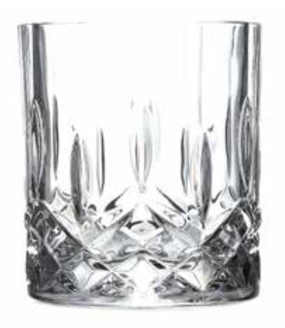Krištolinių stiklinių komplektas RCR Opera, 300 ml, 6 vnt