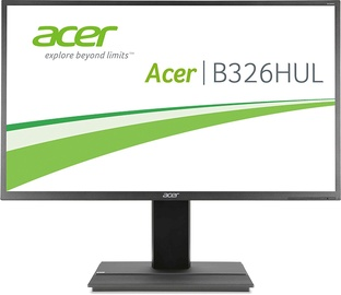 "Monitorius Acer B326HUL, 32"", 6 ms"