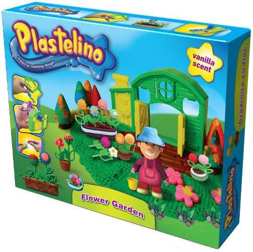 Plastelino Flower Garden 2847