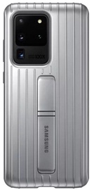 Samsung Protective Standing Cover Case For S20 Ultra Silver