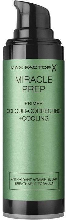 Makiažo pagrindas Max Factor Miracle Prep Colour Correcting & Cooling, 30 ml