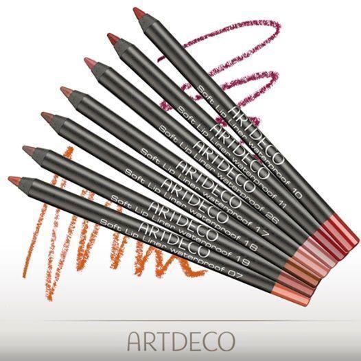 Artdeco Soft Lip Liner Waterproof 1.2g 158