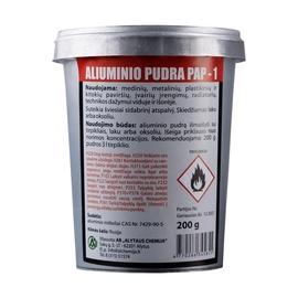 PIGMENTS ALUMĪNIJA 200G (Alytaus chemija)