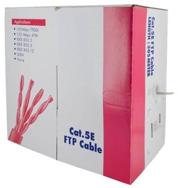 4World CAT 5e SFTP Cable Grey 305m