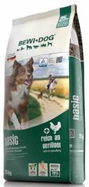 Сухой корм для собак Bewi Dog Basic, 25 кг