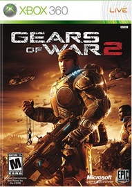 Gears of War 2 Xbox One Compatible Xbox 360