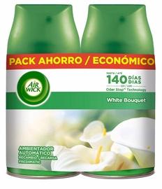 Gaisa atsvaidzinātājs Air Wick Freshmatic White Bouquet Refill, 0.25 l, 2 gab.