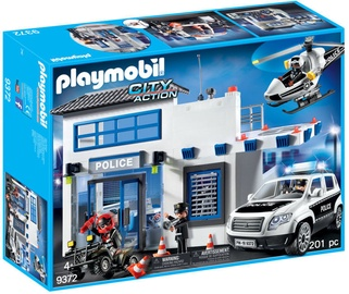 Playmobil City Action Police Station 9372