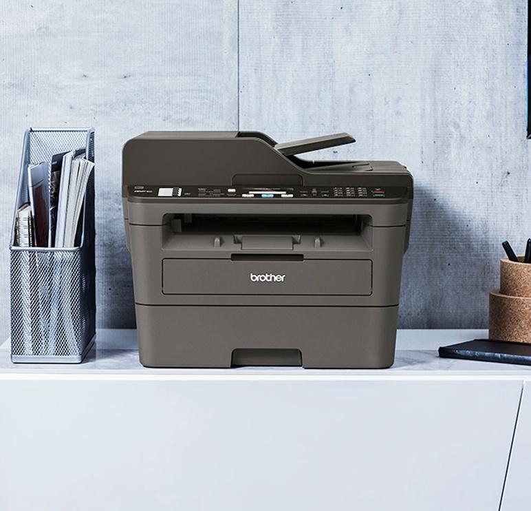 Daugiafunkcis spausdintuvas Brother MFC-L2710DW, lazerinis