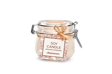 Ароматическая свеча Mondex Soy Candle Apple w/ Cinnamon, 130 мл