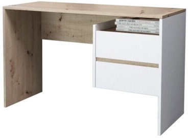 WIPMEB Paco PC-03 Desk Oak/White