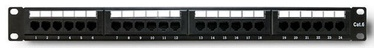 Qoltec 53992 24 Port Patch Panel