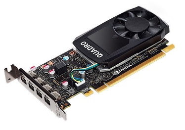 HP Quadro P600 2GB GDDR5 PCIE 1ME42AA
