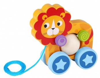 Smily Play Pull Along Lion TKE005