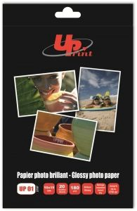 GenerInk Photo Paper UPrint UP-01 A6 180 Glossy 20 Pages