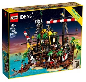 Constructor LEGO Ideas Pirates Of Barracuda Bay 21322