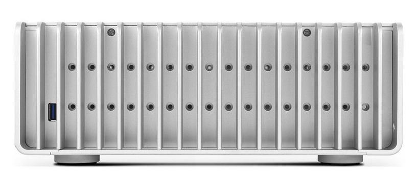 Streacom HTPC Case FC9 ALPHA Fanless Fanless With Optical Slot Silver