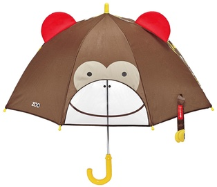 SkipHop Zoobrella Little Kid Umbrella Monkey