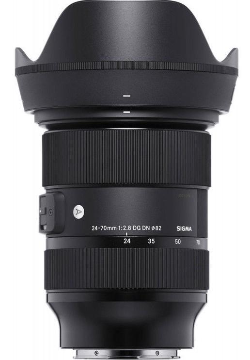 Sigma 24-70mm F2.8 DG DN Art For Panasonic