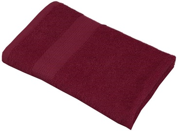 Bradley Towel 100x150cm Bordeaux