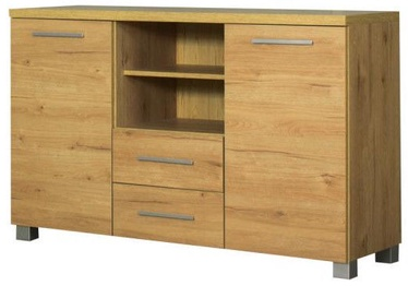 Bodzio Chest Of Drawers Panama PA12 Dark Sonoma Oak