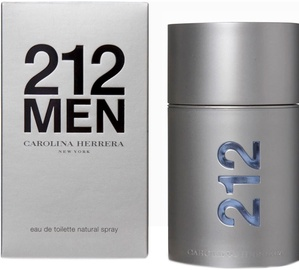 Kvepalai Carolina Herrera 212 Men 50ml EDT
