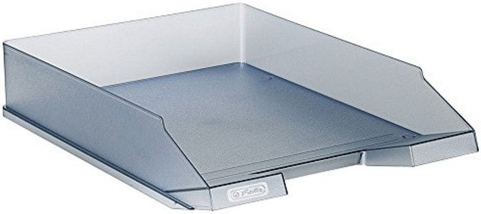 Herlitz Document Tray 10074144 Gray
