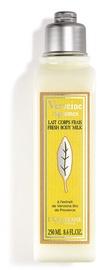 Ķermeņa piens L'Occitane Citrus Verbena, 250 ml