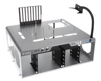 DimasTech Case Benchtable Easy V3.0 Gray